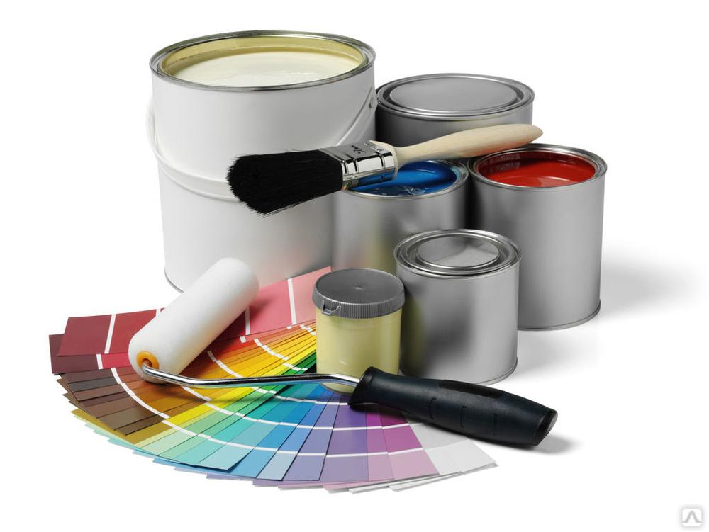 краски для дерева и металла от компании Базис